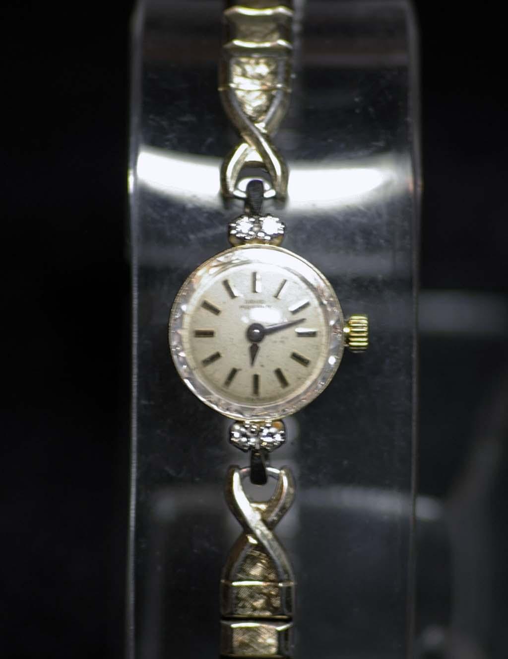 Vintage Girard Perregaux Ladies Watch