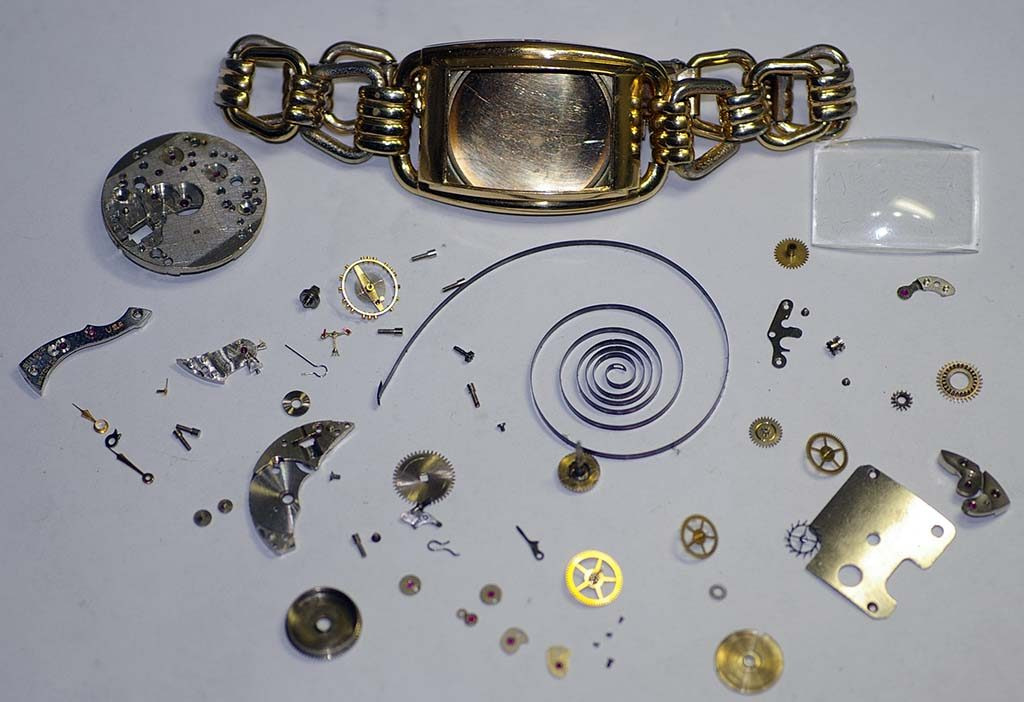 Bulova Watch Repair