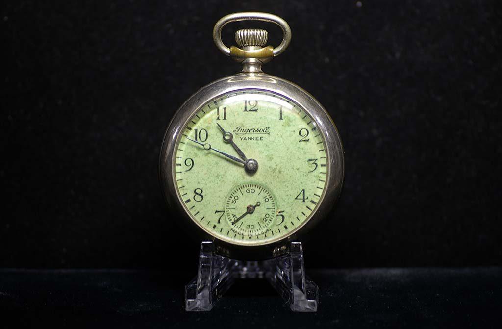 Ingersoll Yankee Watch Repair