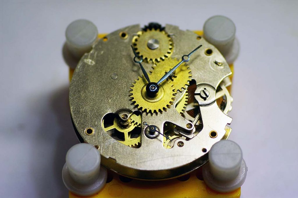 Dollar Pocket Watch Repair