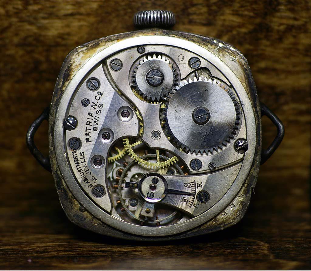 Patria Watch Repair