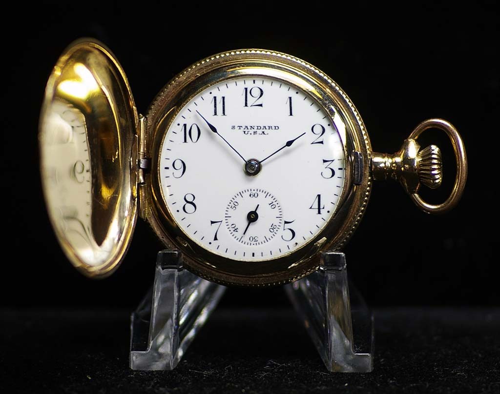 Standar Pocket Watch Repair