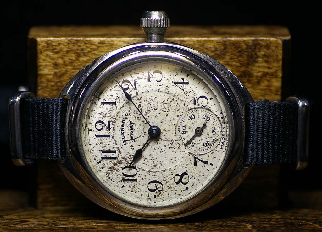 Ingersoll Wrist Watch Repair