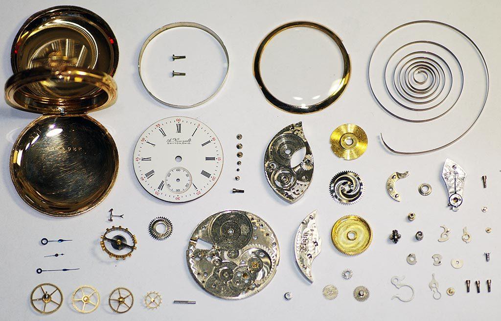 Elgin Watch Repair