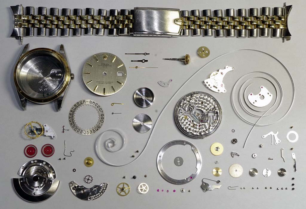 Rolex Watch Repair
