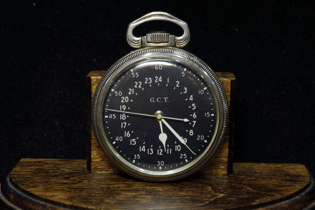 Hamilton 4992b Watch Repair