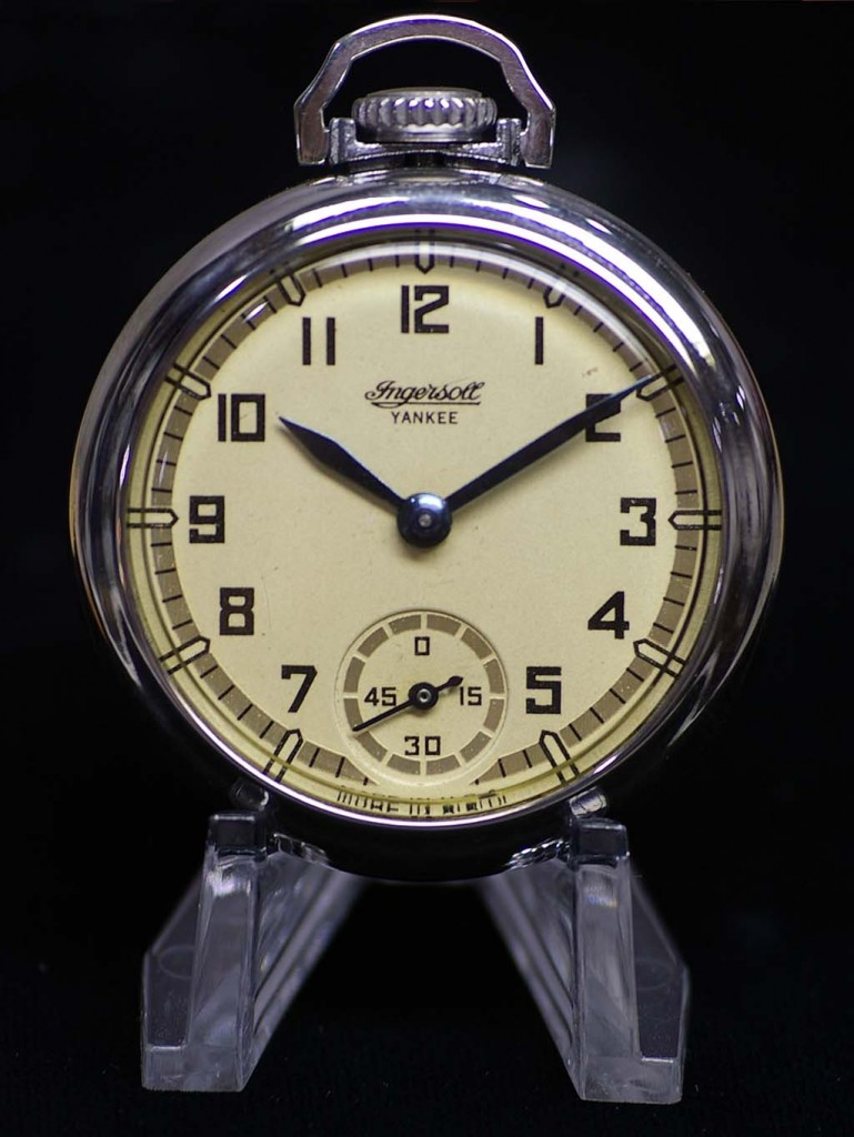 Ingersoll Yankee Watch Repair