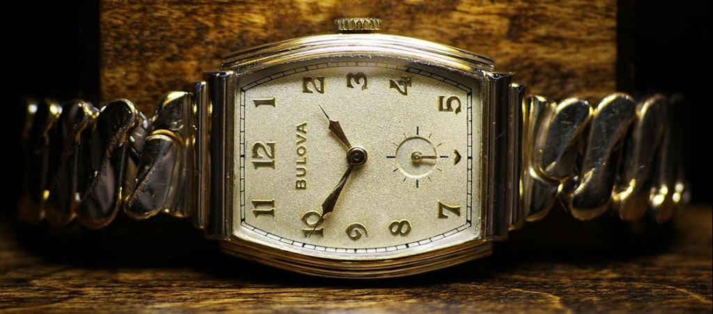 Bulova Watch Repar