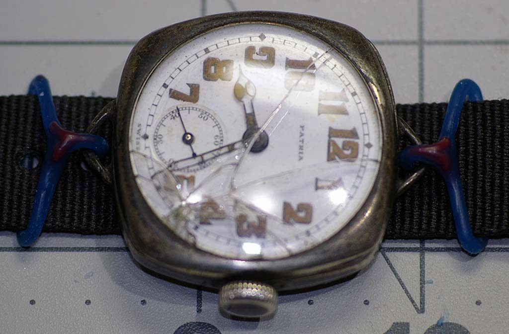 Patria Watch Repair