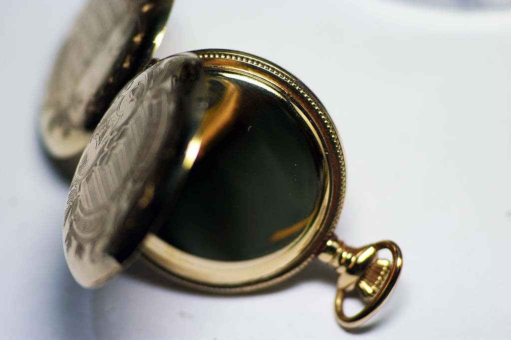 Standard Pocket Watch Repair