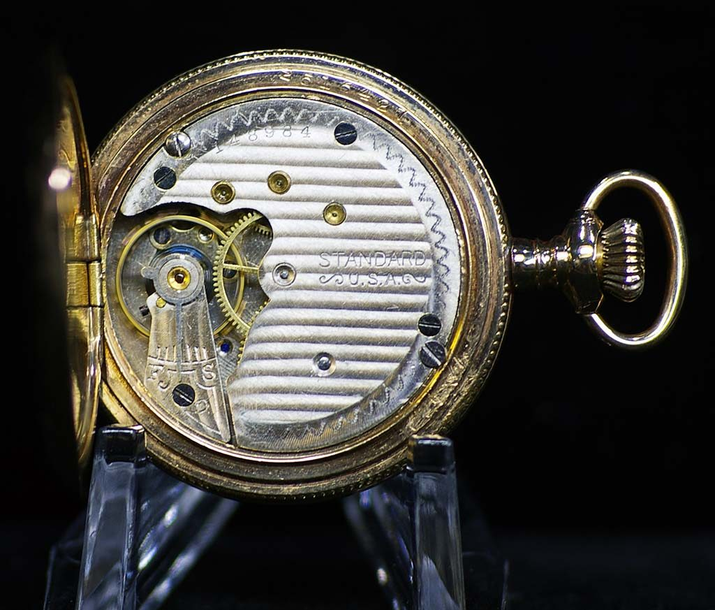 New York Standard Watch Repair