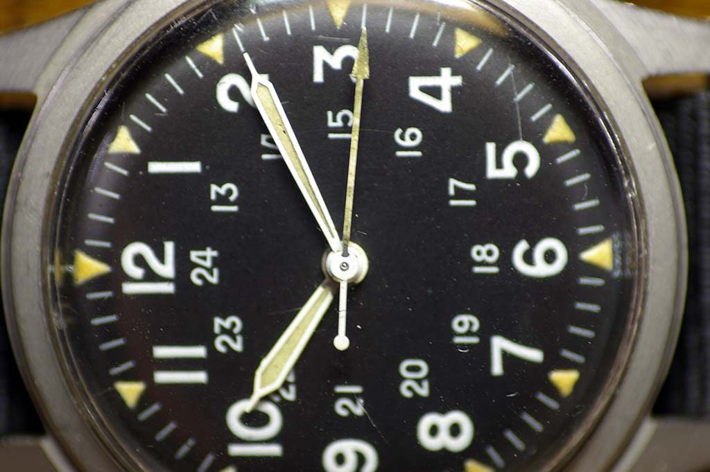Benrus Watch Repair