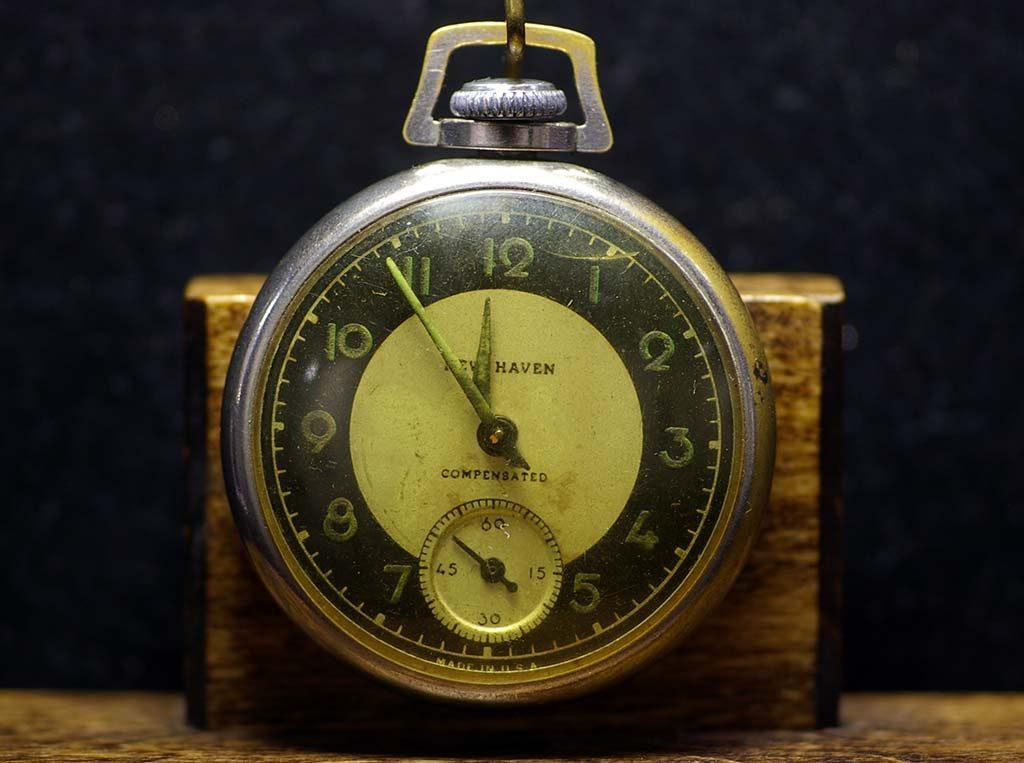 Pocket Watch Repair