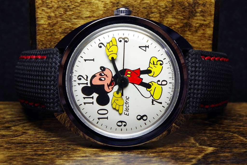 Mickey Mouse Watch Repair